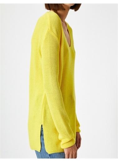 Koton Kazak Sarı